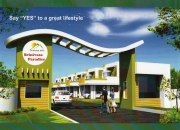 Plot with gated amenities just 450/-sq ft