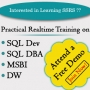 SSRS ONLINE TRAINING @ SQL SCHOOL – WITH REALTIME SCENARIOS