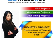 Final Year Projects in Coimbatore