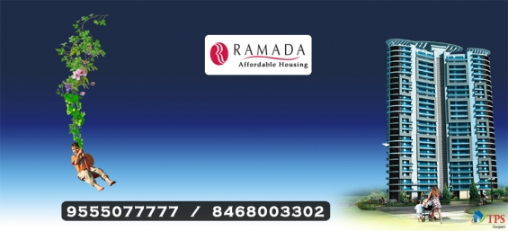 Ramada new launch affordable housing @ 8468003302