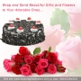 Wrap and Send Beautiful Flowers and Gifts to Your Adorable ones