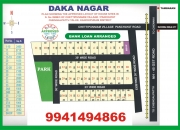 Dtcp approved plots for sale in mahindra world city near chengalpattu