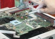 Chip level laptop re....