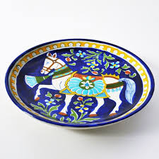 Shivkripa is  usually a foremost producer of blue pottery along with blue pottery vase, tiles and plates. these are available in various shapes with astonishing colours.
