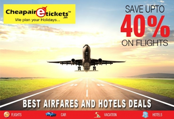 Online international flight tickets booking at cheap price