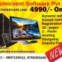 Website Development, Designing, & Hosting Rs.4990 Only