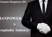 Manpower in Hospitality Industry from Vietnam