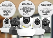 Offer on cctv cameras @ completesecurity.in  store