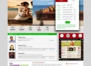 Start your own matrimonial website – get php matrimonial script