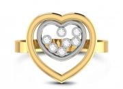 A Women's Fantasy - Diamond Ring for Her