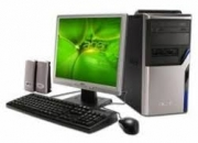 Acer veriton ie3900 dualcore desktop price in chennai rs.22990