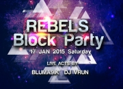 Kyazoonga.com: buy tickets for rebels block party…