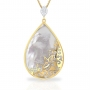 Bring in The Divine Love of Mother With This Mother of Pearl Pendant