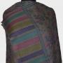 Craft House India Pure Pashmina Kani Jamawar Wrap