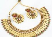 Indian polki kundan necklace sets