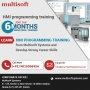 Learn HMI Programming Training from Multisoft Systems and Develop Strong Career Skills