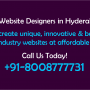 Need good professional Website Designers in Hyderabad ?