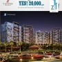 3-BHK Luxury Apartments Bhubaneswar
