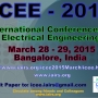 ICEE - 2015 International Conference on Electrical Engineering