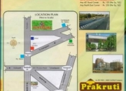 Residential plots for sale.