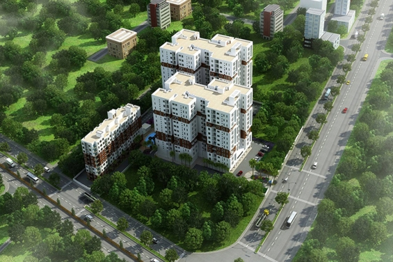Apartments for sale in chennai - radiance realty