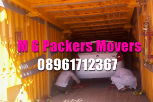 M g packers and movers