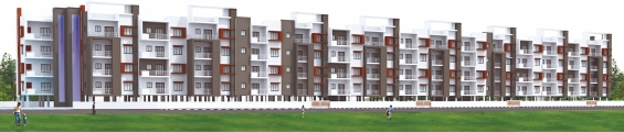 Sai paradise apartments for sale near it hub whitefield.