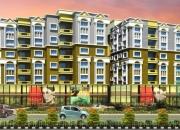 1/2/3 bhk flats in rajarhat new town, kolkata for sale