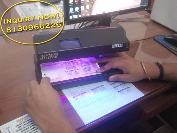 Fake note detector machine in delhi
