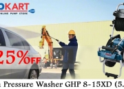 Get Bosch Pressure Washer Online and Save Up To Rs. 33,000
