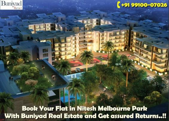 Nitesh melbourne park - luxury never ends here