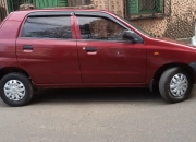 School teacher  self driven Maruti Alto LXI BS 4 of  June 2012 near SOUTH CITY MALL .