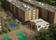 3BHK,1000sq.Ft unfurnished flats for sale near electronic city with Amenities