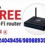 Airtel WiFi Broadband with Free Landline
