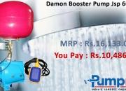 Buy Damon Booster Pump Jsp 60 (0.5HP) Online