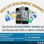 Take the Best iOS Development Training and Gain Demonstrable Skills in a Matter of Months