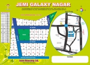 Beautiful quality dtcp approved plots for sale at galaxy nagar