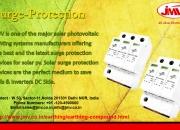 Jmv offers rdso/spn/156/2012 version-3approved solar lightning surge protector