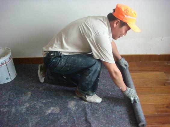 Epoxy floorging waterproofing services