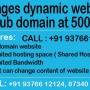Freelancing web development services starting at 2500 Rs in gandhinagar, gujarat, india.
