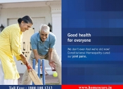 Homeopathy Solves All Joint Problem Permanently