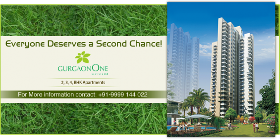 Residential flats in gurgaon - gurgaonone84