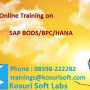 SAP Certification in  BPC/BODS/BO/HANA