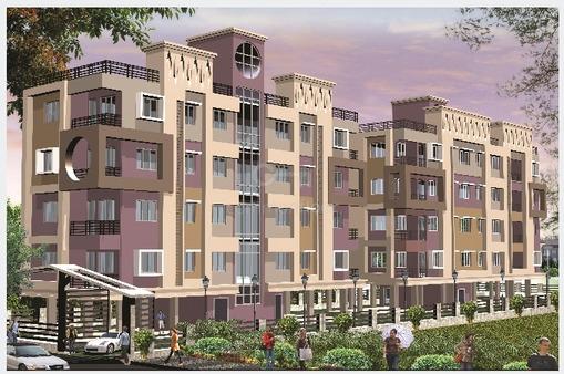 2/3 bhk flats for sale in kamalgazi, kolkata