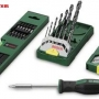 Bosch 2.607.017.200 Promobasket Hand Tool Kit(33 Tools)