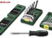 Bosch 2.607.017.200 Promobasket Hand Tool Kit(33 Tools)
