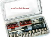 Bosch Ratchet Screwdriver Set(Pack of 46)