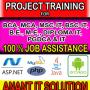 MSC-IT Project training in ahmedabad, MSC-IT final year live project training in ahmedabad
