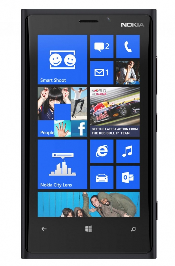 Nokia lumia 920, the new flagship device