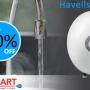 Buy 5 Star Havells Opal 10L Water Heater Online